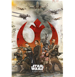 Star Wars Rogue One - Rebels (Poster Maxi 61X91,5 Cm)