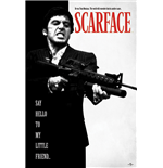 Scarface - Say Hello To My Little Friend (Poster Maxi 61X91,5 Cm)