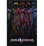 Power Rangers Movie - Group (Poster Maxi 61X91,5 Cm)