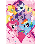 My Little Pony - Group (Poster Maxi 61X91,5 Cm)