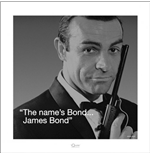 James Bond - I.Quote (Poster 40X40 Cm)