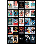 James Bond - Movie Posters (Poster Maxi 61X91,5 Cm)