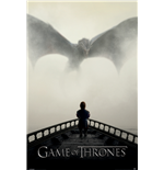 Game Of Thrones - A Lion & A Dragon (Poster Maxi 61X91,5 Cm)