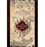 Poster Harry Potter - The Marauders Map - 61X91,5 Cm