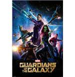 Guardians Of The Galaxy - One Sheet (Poster Maxi 61X91,5 Cm)