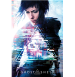 Ghost In The Shell - One Sheet (Poster Maxi 61X91,5 Cm)
