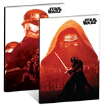 Star Wars Ep Vii X2 A5 Exercise Books (Quaderno)