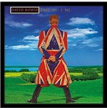 David Bowie - Earthling (Cornice Cover Lp)