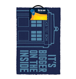 Doctor Who - Tardis (Zerbino)