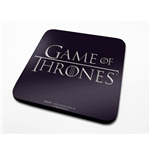 Sottobicchiere Game Of Thrones - Game Of Thrones Logo
