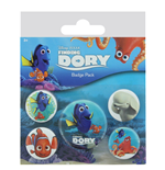 Finding Dory (Badge Pack)