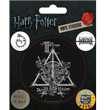 Harry Potter - Symbols (Set Adesivi 12,5X10 Cm)