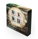 The Hobbit (The Battle Of Five Armies) 4 Coaster Set (Set 4 Sottobicchieri)