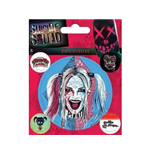 Suicide Squad - Harley Quinn (Stickers)
