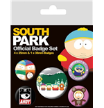 South Park (Pin Badge Pack)