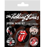 Rolling Stones (The) - Classic (Pin Badge Pack)