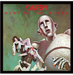 Queen - News Of The World (Cornice Cover Lp)