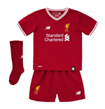 Uniforme 2017/18 Liverpool FC 2017-2018 Home da bambino