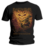 Iron Maiden - Ghost Of The Navigator (T-SHIRT Unisex )