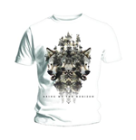 Bring Me The Horizon - Wolven Version 2 (T-SHIRT Unisex TG. 2)