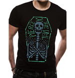 Pierce The Veil - Skeleton Coffin (T-SHIRT Unisex )