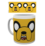 Adventure Time - Jake Face (Tazza)