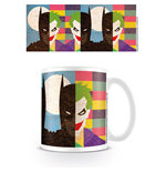 Batman - Batman/Joker (Tazza)