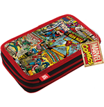 Marvel Filled Pencil Case (Lenticular)