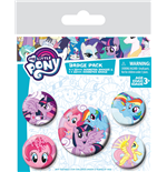 My Little Pony (Badge Pack)