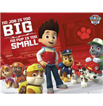 Paw Patrol - No Job Too Big (Poster Mini 40x50 Cm)