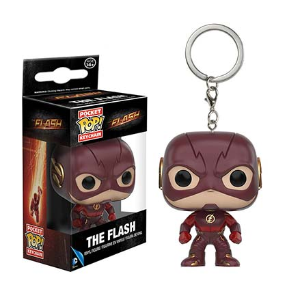 Portachiavi Flash TV Mini Funko