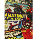 Marvel Retro (A7 Pocket Book)