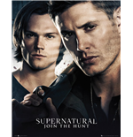 Supernatural - Brothers (Poster Mini 40x50 Cm)