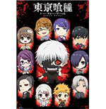 Tokyo Ghoul - Chibi Characters (Poster Maxi 61x91,5 Cm)