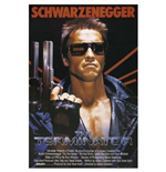 Terminator (The) - One Sheet (Poster Maxi 61x91,5 Cm)