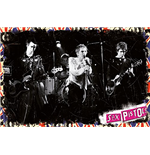 Sex Pistols - On Stage (Poster Maxi 61x91,5 Cm)