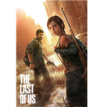 Last Of Us (The) - Key Art (Poster Maxi 61x91,5 Cm)