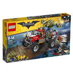 Lego 70907 - Batman Movie - La Tail-Gator Di Killer Croc