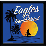 Eagles Of Death Metal - Sunset (Stampa In Cornice 30x30 Cm)