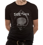 Seether - Skull (T-SHIRT Unisex )