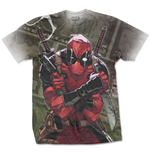 T-shirt Marvel Superheroes - Deadpool Cash