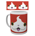Yo-Kai Watch - Jibanyan Face (Tazza)