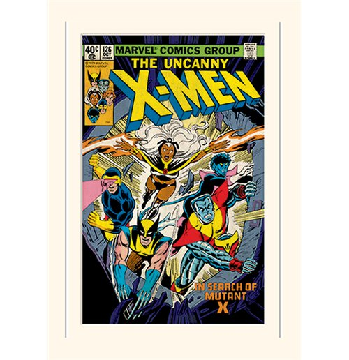 X-Men (Mutant X) (Stampa 30X40 Cm)