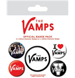 Vamps (The) (Pin Badge Pack)