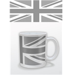 Union Jack B/W (Tazza)