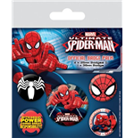 Ultimate Spider-man (Pin Badge Pack)