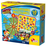 Topolino Roadster Racers - Educational Multigames