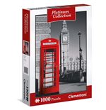 Puzzle 1000 Pz - Platinum Collection - London