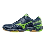 Wave Twister 4 Scarpa Volley Bassa Uomo BLU/VERDE