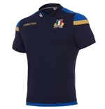 Italia Rugby Polo Pique Player